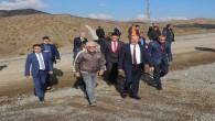 Vali Yurtnaç: Bahçecik Barajı ile 80 bin dekar tarım alanı sulanacak
