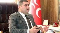 MHP'li Sedef: Atatürk, hainlere karşı milletini uyarmış, milli uyanışa liderlik yapmıştır