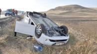 Yozgat'ta Trafik Kazası: 1ölü, 1 yaralı