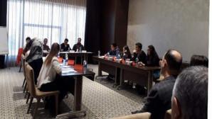 """""""Birinci Münazara Yarışması"""" finali Konya'da yapıldı"""