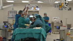 Beyin ölümü gerçekleşen kadının organları 4 hastaya umut oldu