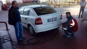 Benzin ve motorinden sonra otogaza da zam