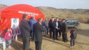 Milletvekili Soysal, Uzman Çavuş Şanlı'nın ailesine taziyede bulundu