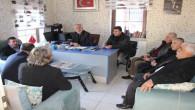 İYİ Parti Yozgat İl Teşkilatından Yeniufuk Gazetesine ziyaret