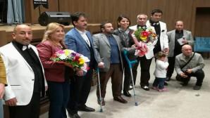 Yozgat Belediyesi engelliler günü etkinliği büyük ilgi gördü