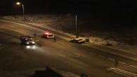 Kar ve buzlanma beraberinde kazalara sebep oldu