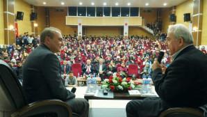 """KYK'da """"Ben ve O, Fıtrata Dönüş"""" konulu konferansı"""