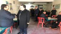 Milletvekili Soysal, Yerköy'de esnaf ve kurumları ziyaret etti