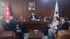 Yozgat TSO'da koordinasyon toplantısı yapıldı
