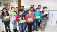 Öğrencilerden Zeytin Dalı Harekatı'na katılan askerlere moral mektubu