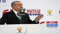 Cumhurbaşkanı Erdoğan, Yozgat'ta coşkuyla karşılandı