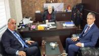 MÜSİAD Şube Başkanı Daştan, OSB'deki fabrikaları ziyaret etti
