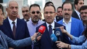 Başbakan Yardımcısı Bozdağ'dan eleştirilere sert tepki