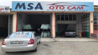 Yozgat'ta MSA Oto cam açıldı