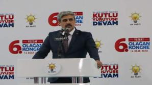 AK Parti İl Başkanı Köse: Yozgat'ımız Reisimize yakışır bir karşılama yaptı