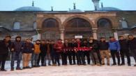 Çapanoğlu Taraftarlar Deneği gençleri sabah namazında buluşturdu