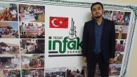 İnfak Derneğinden Ramazan öncesi 280 Bin TL'lik yardım