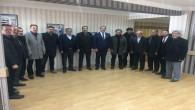 BBP İl Teşkilatından AK Parti'ye hayırlı olsun ziyareti