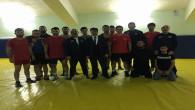 Yozgatlı güreşçiler Türkiye Şampiyonası'na gidiyor