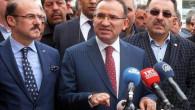 Başbakan Yardımcısı Bozdağ: Türk ismini taşımaya layık olmayanlara karşı sessiz kalamayız