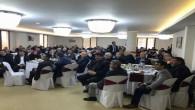 İstanbul Yozgatlılar Federasyonu gençleri iş adamları ile buluşturdu
