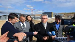 Yozgat Belediyesi Çöpten elektrik üretimine başladı