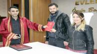 Yozgat'ta 14 Şubat günü 4 çift dünya evine girdi
