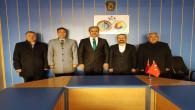 AK Parti İl Başkanı Köse'den TSO Başkanı Alakoç'a ziyaret