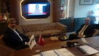 İl Başkanı Köse'den MÜSİAD Başkanı Daştan'a ziyaret
