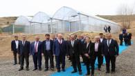 Aşılı asma Fidan Üretim Üniteleri'nin törenle açılışı gerçekleştirildi