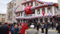 Hizmet-İş Yozgat Şubesi yeni binası törenle açıldı