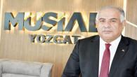 MÜSİAD Başkanı Daştan, Yozgat halkının kandilini kutladı