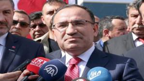 Bozdağ: Kılıçdaroğlu'nun erdemli duruşunu İnce'nin de göstermesi gerekirdi