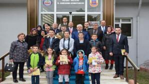 Eğitimci ve öğrencilerden TSK Vakfına 157 Bin TL bağış yapıldı