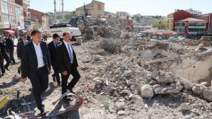 Yurtnaç: 2 bin yıllık tarihi gün yüzüne çıkararak Yozgat ekonomisine kazandıracağız