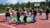 Çözüm Koleji öğrencileri şenlikte eğlendiler