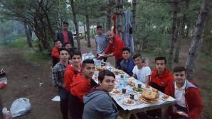 Çapanoğlu Taraftarlar Derneği üyeleri ile iftarda buluştu
