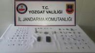 Jandarma'dan tarihi eser operasyonu: 2 gözaltı