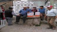 Aydoğan Köyü Derneği'nden köy sakinlerine ramazan paketi