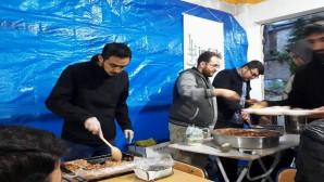 İnfak Derneği Arakan'da 3 Bin kişiye iftar verecek