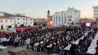 MHP'liler 3 Bin kişiye iftar verdi