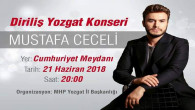 MHP organizasyonunda Ceceli Yozgatlılarla buluşacak