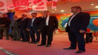 MHP Adayı Sedef, Yozgat halkının bayramını kutladı