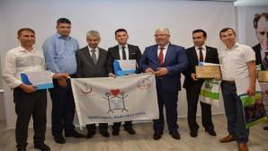 Yozgat'ta 34 okul Beyaz Bayrak'la ödüllendirildi