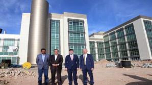 Bozok Tıp Fakültesi Hastanesi Pazartesi günü yeni binasında hizmet verecek