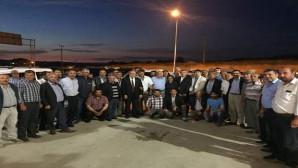 Yerköy Ziraat Odası iftarında çiftçiler bir araya geldi
