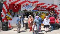 Yozgat'ta peynirin yeni adresi Kaya Çiftliği satış mağazası açıldı