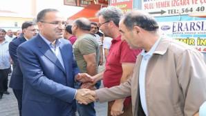 Başbakan Yardımcısı Bozdağ'dan Yozgatlılara teşekkür