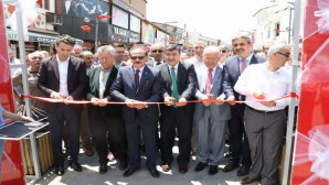 15 Temmuz temalı sergi açıldı