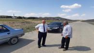 Milletvekili Keven, Yerköy grup köy yolunun biran önce asfaltlanması lazım